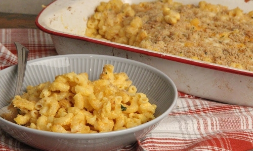Butternut Mac and Cheese