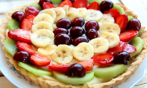 Nonna's Fruit Tart