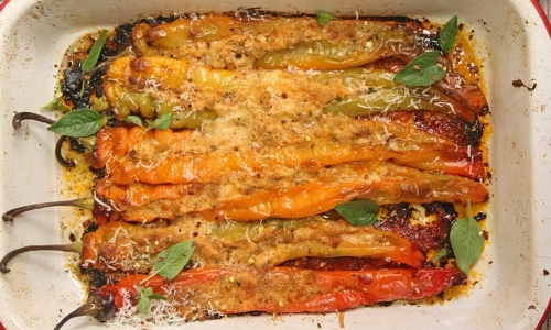 Italian Stuffed Long hots