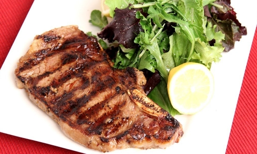 Succulent Marinated Steaks