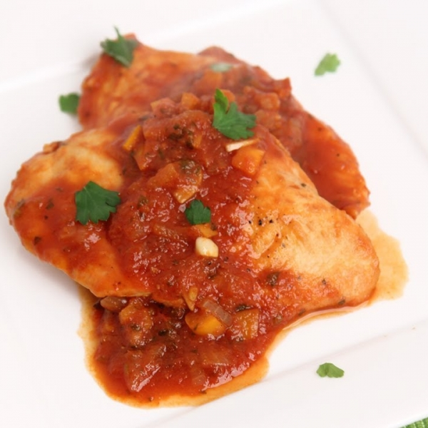 Salsa Chicken