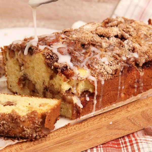 Apple Crisp Bread