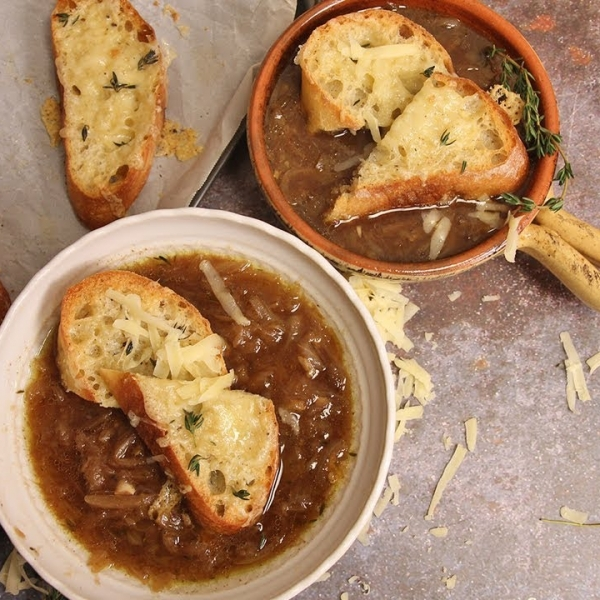 French Onion Soup 2