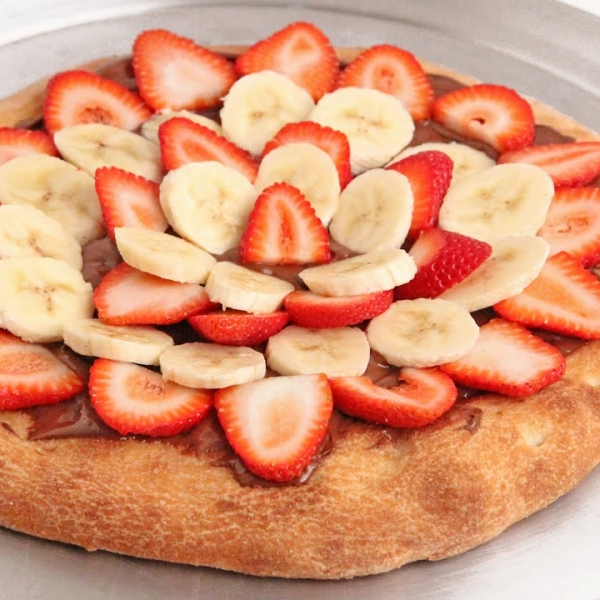 Nutella Pizza