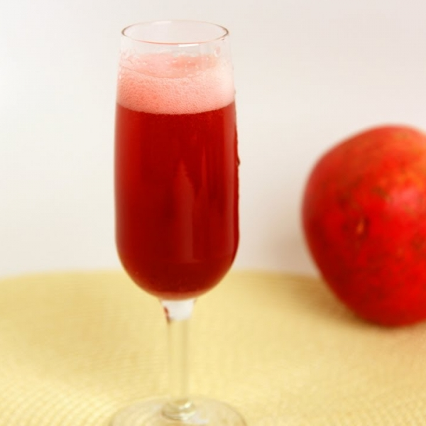 Pomegranate Bubbly