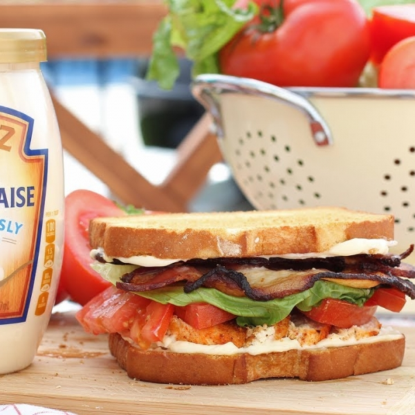 Roasted Chicken BLT