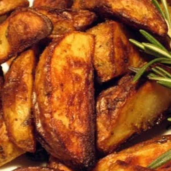 Roasted Rosemary and Garlic Potatoes