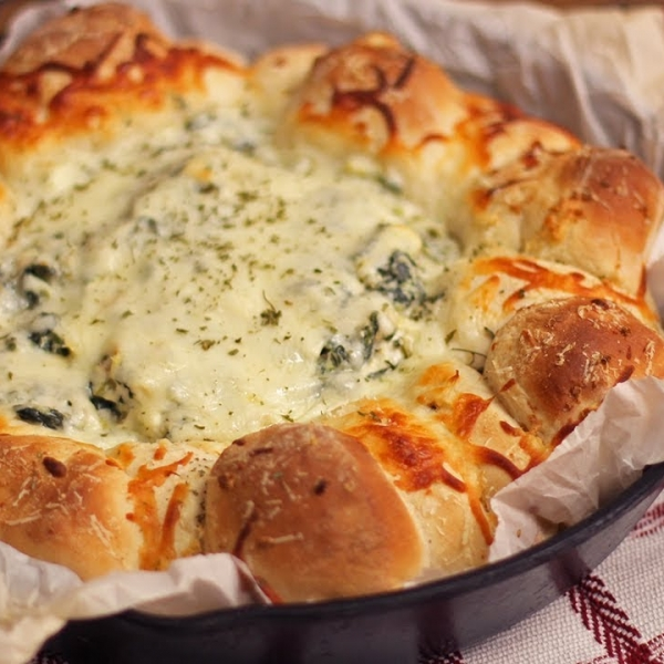 Spinach And Artichoke Dip Perfection