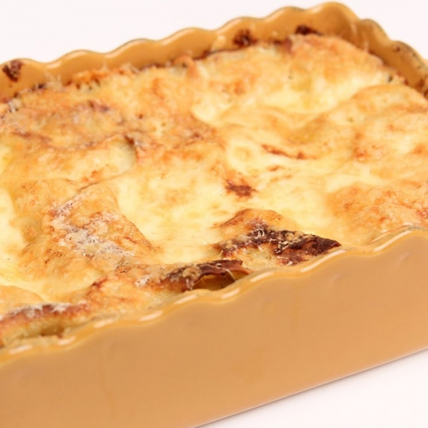 Thanksgiving Lasagna
