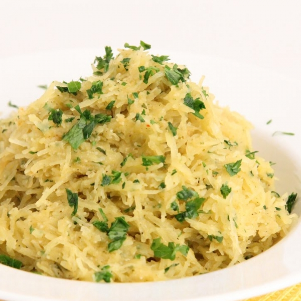 The Best Spaghetti Squash